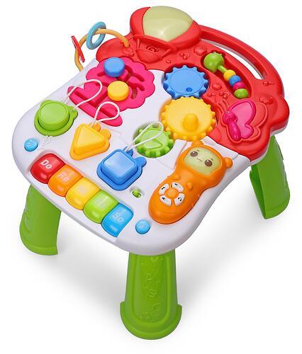 Каталка-ходунки Happy Baby с развивающим центром SPRINTER (10)