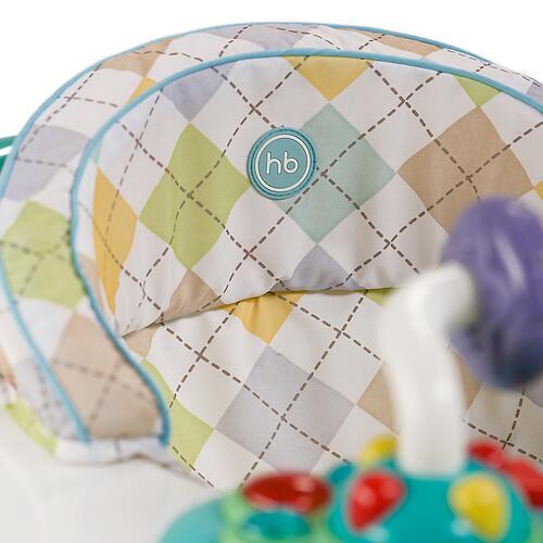 Уценка! Ходунки Happy Baby Smiley V2 Lilac (Ал) (15)