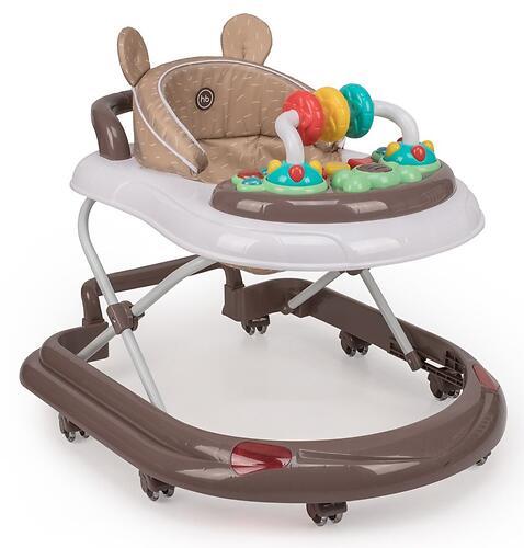 Ходунки Happy Baby Smiley V2 Brown (6)
