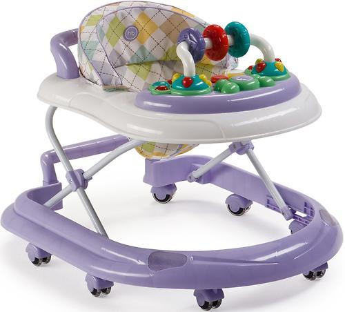 Уценка! Ходунки Happy Baby Smiley V2 Lilac (Ал) (9)