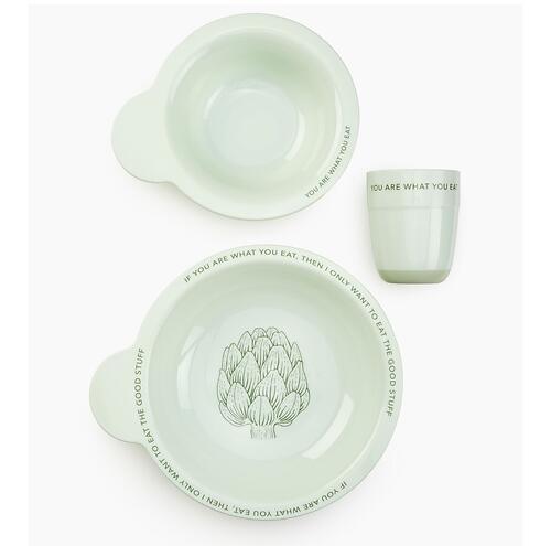 Набор посуды Happy Baby для детей Olive (6)