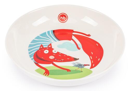 Набор детской посуды Happy Baby 15055 Fox (6)