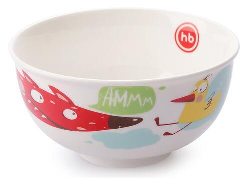 Набор детской посуды Happy Baby 15055 Fox (7)