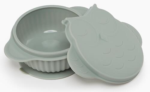 Набор для кормления Happy Baby Tasty set by AA 15058 Sage (15)