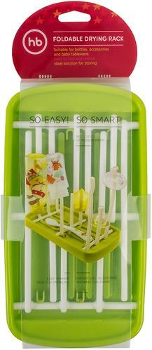 Сушка для бутылочек и аксессуаров Happy Baby Foldable Drying Rack Grass (8)