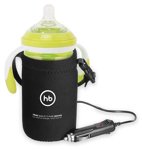 Автомобильный подогреватель для бутылочек Happy Baby (7)
