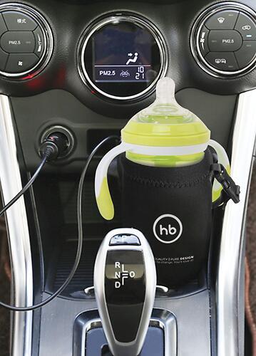 Автомобильный подогреватель для бутылочек Happy Baby (10)
