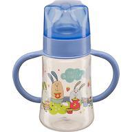 Бутылочка Happy Baby с широким горлышком Baby Bottle 250 мл Cиреневая