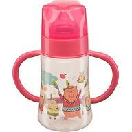 Бутылочка Happy Baby с широким горлышком Baby Bottle 250 мл Красный