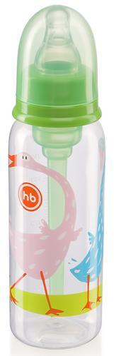 Бутылочка Happy Baby Baby антиколиковая с силиконовой соской 250мл 10015 Grass (5)