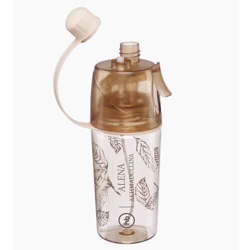 Бутылочка Happy Baby для воды с распылителем by AA 10024 Beige (4)