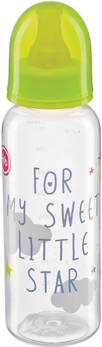 Бутылочка Happy Baby Baby Bottle с латексной соской 250мл 10018 в ассортименте (6)