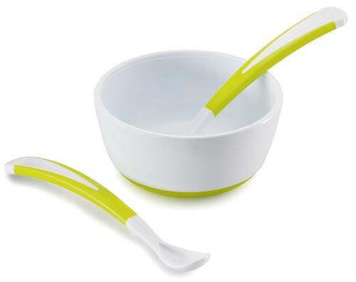 Набор ложек Happy Baby Baby Feeding spoon set 2 шт/уп (11)