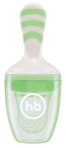 Ниблер с силиконовой сеточкой Happy Baby Nibbler With Silicone Poucn 15047 Grass (3)