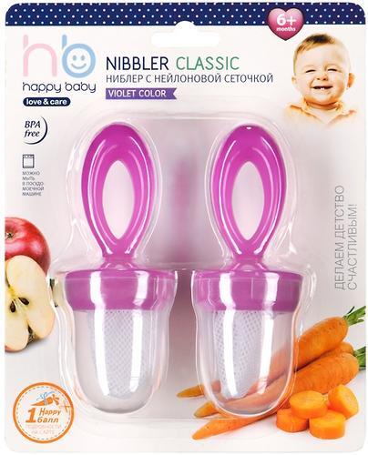 Ниблер Happy Baby Nibbler Classic Violet (6)