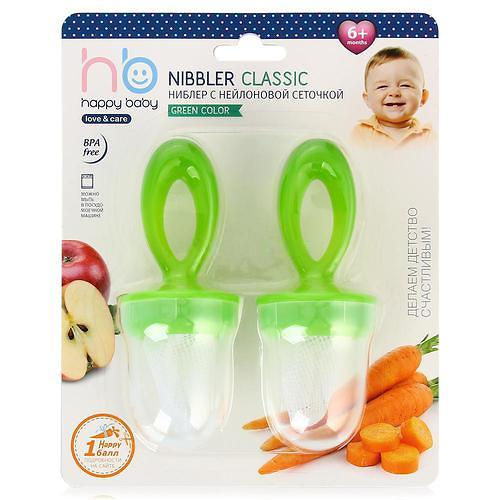 Ниблер Happy Baby Nibbler Classic Violet (7)