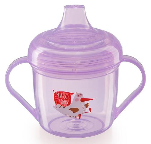 Поильник Happy Baby Training Cup Lavender (3)