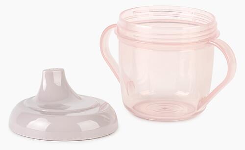 Поильник Happy Baby 170 мл Training Cup 14001 Lilac (5)