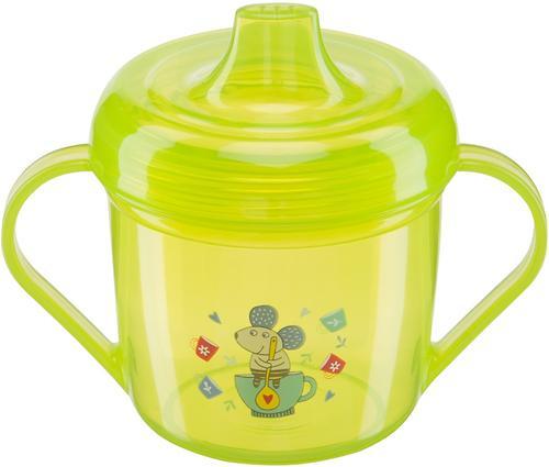 Поильник Happy Baby Training Cup Lime (1)