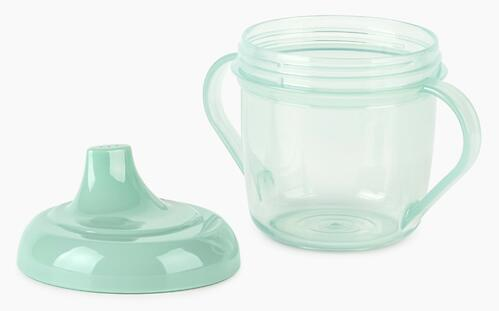 Поильник Happy Baby 170 мл Training Cup 14001 Olive (5)