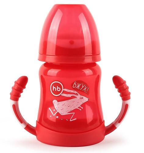 Поильник Happy Baby с ручками 210 мл 14013 Ruby (4)