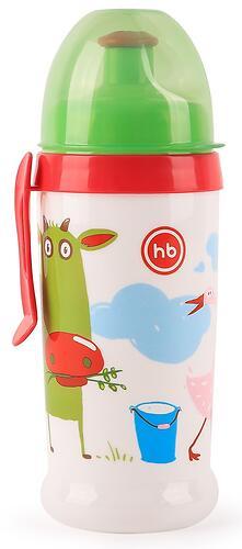 Поильник Happy Baby с прищепкой Feeding Cup Grass (4)