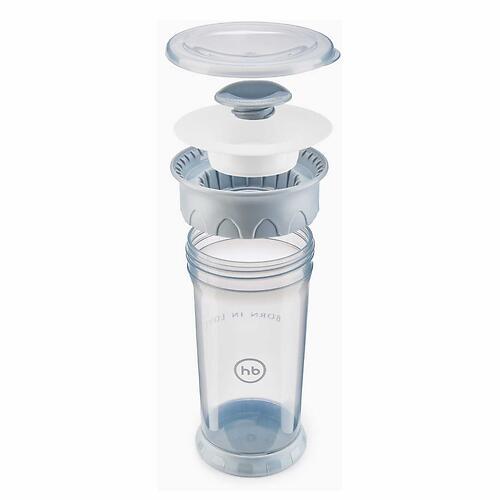 Кружка-поильник Happy Baby Drinking cup 360° Aqua (9)