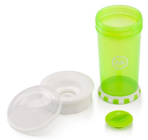 Кружка-поильник Happy Baby Drinking cup 360° Grass (6)