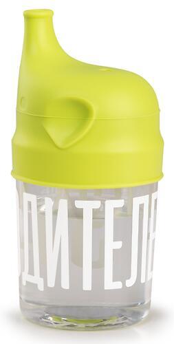 Насадка-поильник Happy Baby силиконовая 15048 Yellow (6)