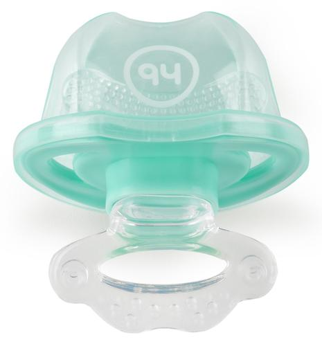 Прорезыватель Happy Baby силиконовый Silicone Teether 20000 Mint (6)