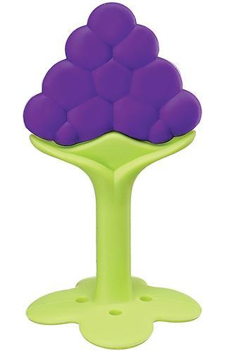 Прорезыватель силиконовый Happy Baby Silicone Teether 20025 Lilac (3)