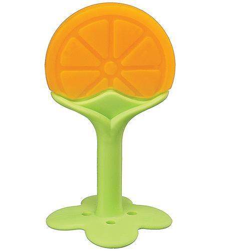 Прорезыватель силиконовый Happy Baby Silicone Teether 20025 Yellow (3)