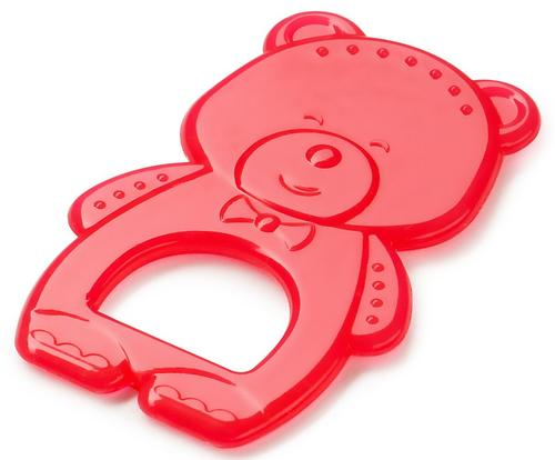 Прорезыватель силиконовый Happy Baby Silicone Teether 20026 Ruby (4)