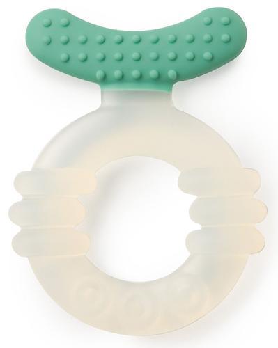 Прорезыватель Happy Baby силиконовый 20032 Mint (1)