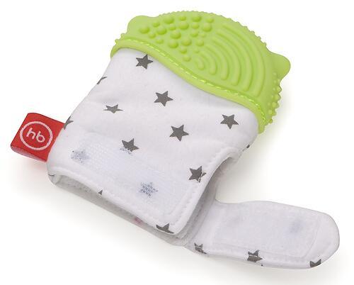 Прорезыватель-рукавичка Happy Baby 20036 Green (5)