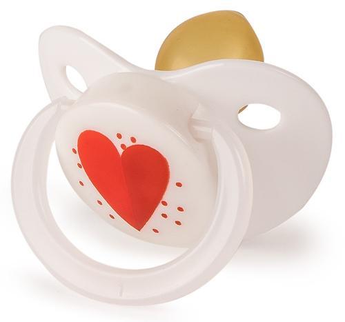 Соска-пустышка Happy Baby Latex Pacifier 0+ латексная соска (4)
