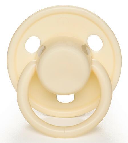 Cоска-пустышка Happy Baby латексная 6-12 мес 13024 Yellow (5)