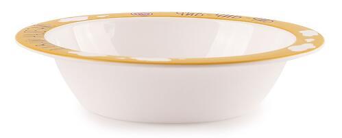 Тарелка Happy Baby глубокая Feebing bowl Птички (4)