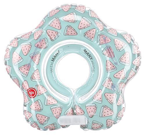 Круг для плавания Happy baby Aquafun Watermelon (1)