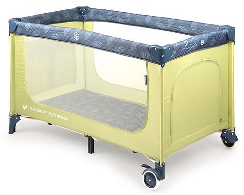 Кровать-манеж Happy Baby Martin Grass (8)