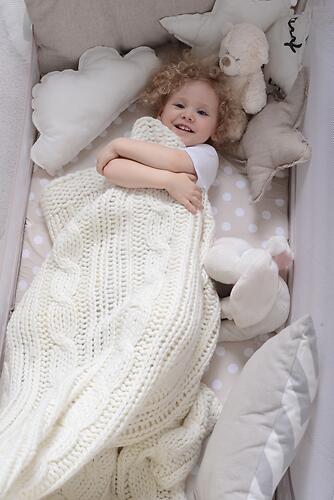 Кровать-манеж Happy Baby Martin Grass (13)