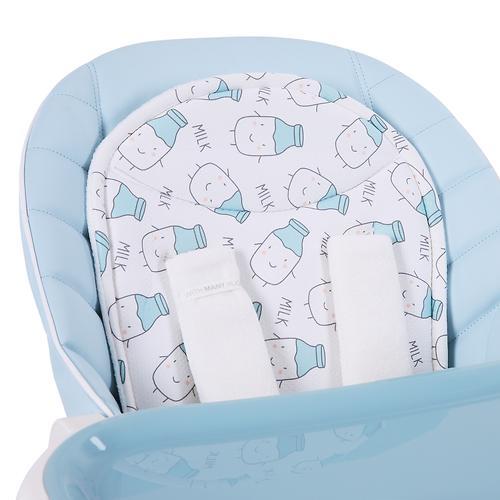 Стул для кормления Happy Baby Berny Blue (10)
