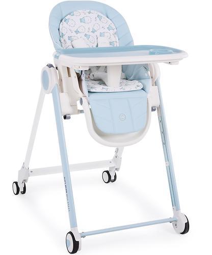 Стул для кормления Happy Baby Berny Blue (8)