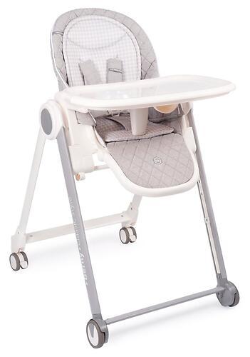Стул для кормления Happy Baby Berny Basic Light Grey (11)