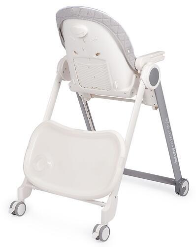Стул для кормления Happy Baby Berny Basic Light Grey (19)