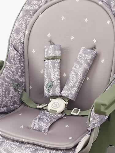 Стул для кормления Happy Baby Berny V2 Flora (15)