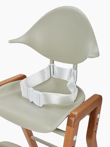 Стул для кормления Happy Baby Ecolux Sage (21)