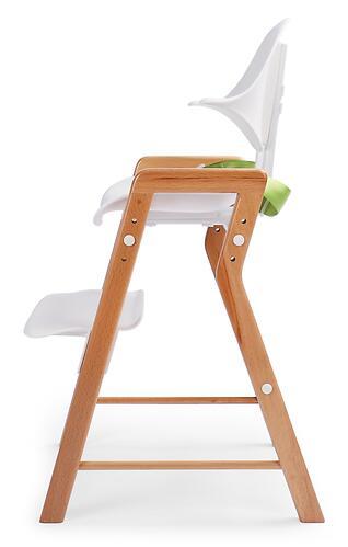 Стул для кормления Happy Baby Ecolux White (12)