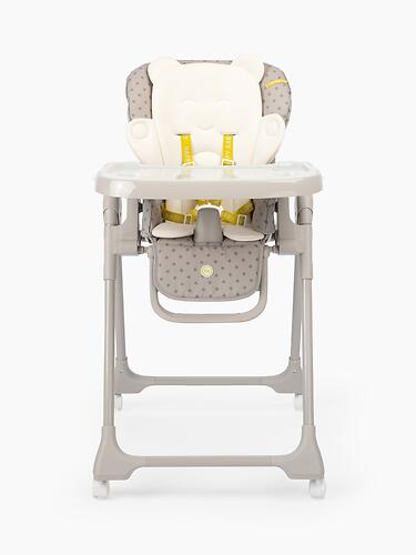Стульчик для кормления Happy Baby William PRO Grey (14)