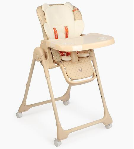 Стульчик для кормления Happy Baby William PRO Sand (11)
